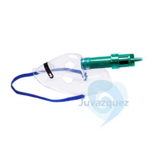 mascarilla oxigeno concentracion variable